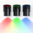 Широкий выбор спектрального диапазона, возможность быстрого переключения головок осветителя